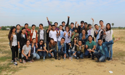 Gender and Peace LeadershipCamp