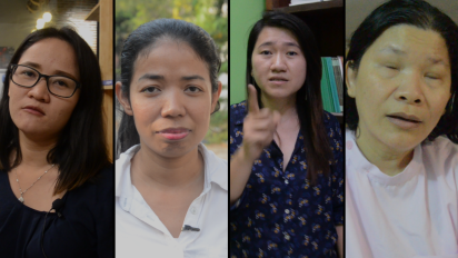 4 Women, 4 Communities, 4Stories